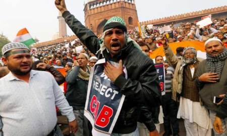 Protest continue in India as the Malaysian PM condemns the actions of the Modi-regime.