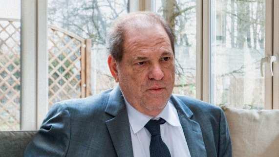Harvey Weinstein stripped of honorary CBE