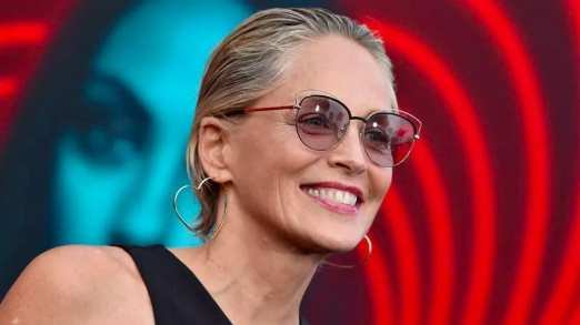sharon stone gets Bumble account back