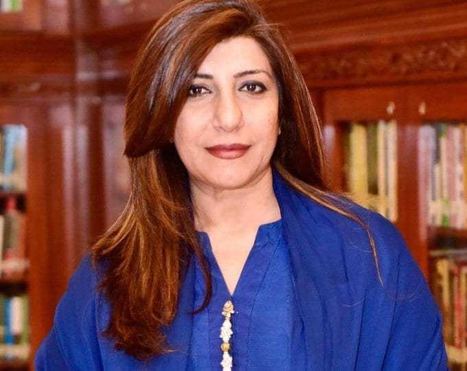Aisha Farooqui