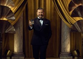 Arts and Ent | Film, TV, Music, Celebrity - Bieber drops new single & Ricky Gervais to host Golden Globes