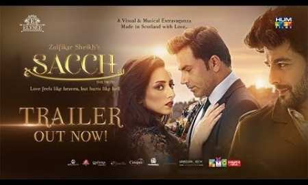 Sacch movie produced by Tasmina Sheikh - A scottish pakistani!