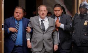 harvey weinstein trial begins in New York