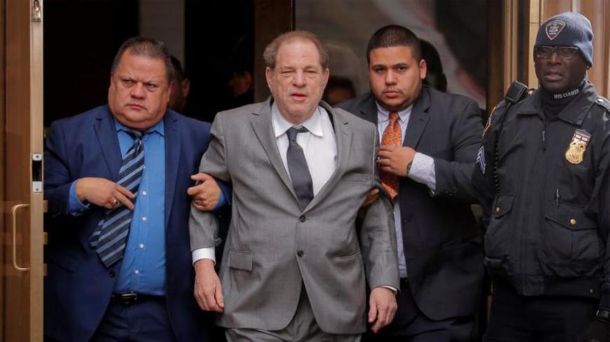 Harvey Weinstein found guilty