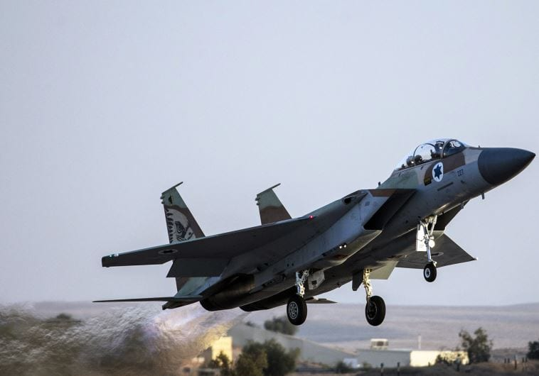 israeli jets struck airbase in homs - says syrian military