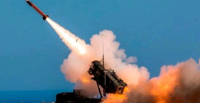 Rockets fired at US embassy