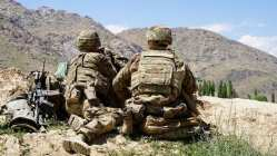 2 US soldiers dead in afghan attack