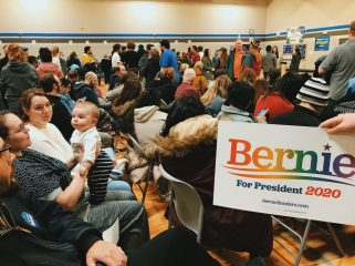 Iowa Caucuses tech issue causes results delay