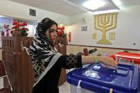 Iran conservatives win in lowest turnout in decades