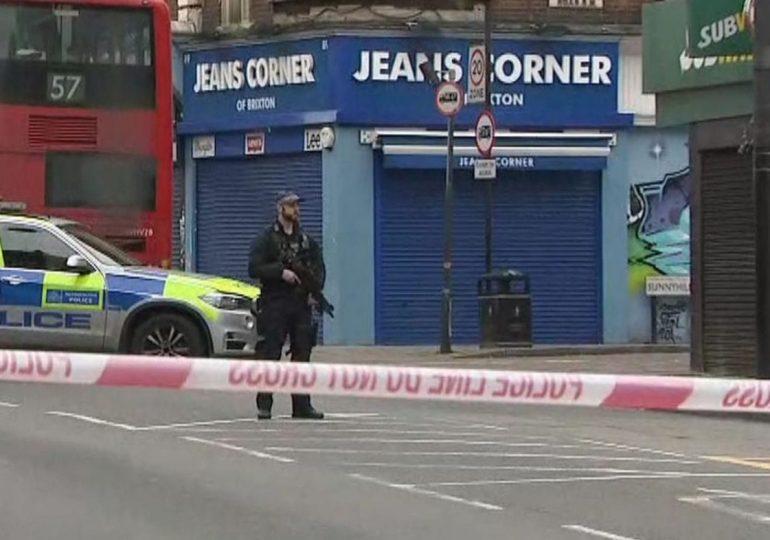 London terrorist attack Feb