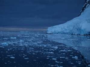 climate change melts 20 percent snow in antartica in just 9 days