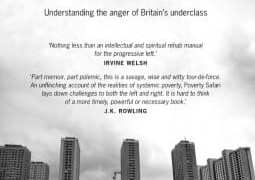 Poverty Safari book review - by McGarvey's brutal and unrelenting narrative on hisscorching critique of poverty in Britain