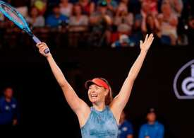 Tennis star Maria Sharapova calls time on her career