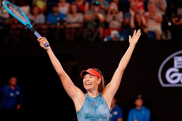 Tennis star Maria Sharapova calls time on her career