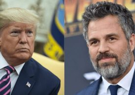 'The world should consider President Trump public enemy number one' says actor Mark Ruffalo