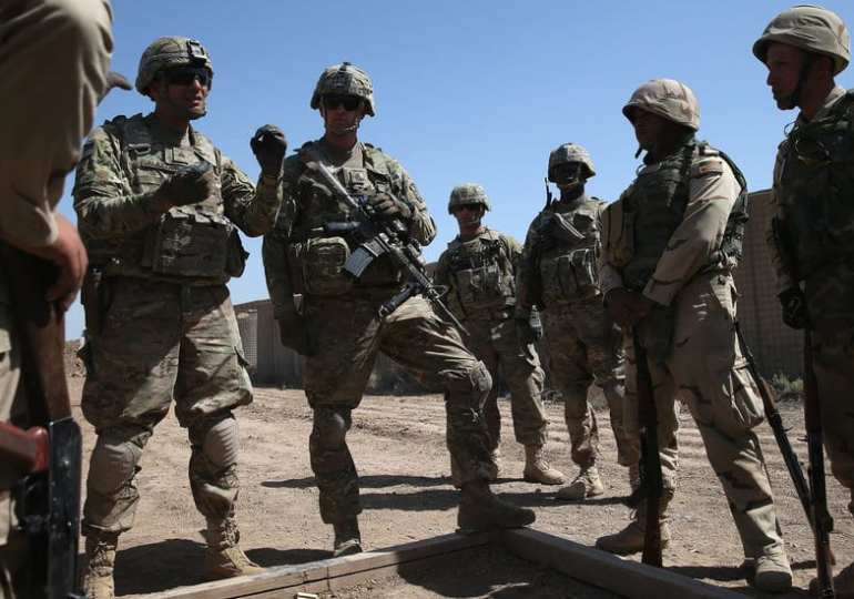 2 Americans, 1 Brit killed in rocket attack in Iraqi base