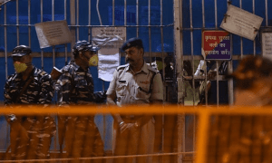 India hangs four men convicted of gang rape and murder of a woman in 2012
