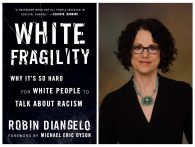 Robin DiAngelo's book White Fragility