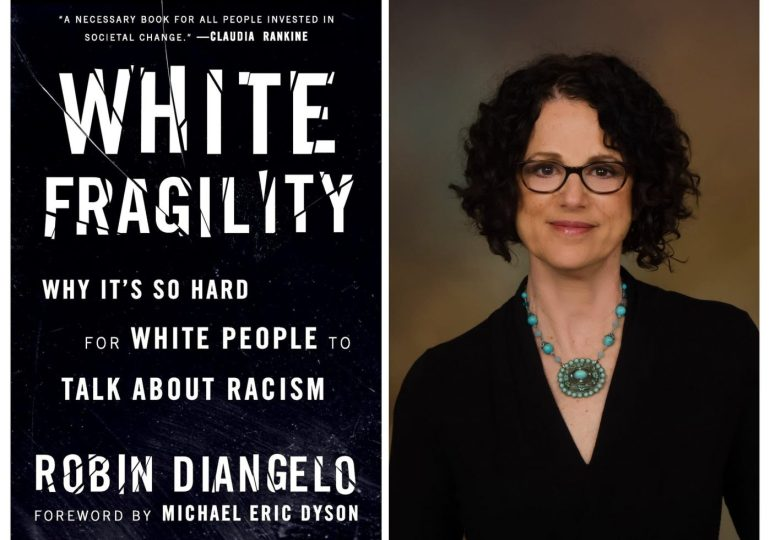 Robin DiAngelo's book White Fragility
