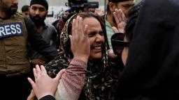 dozens killed in Kabul Sikh temple siege - attack claimed by ISIS