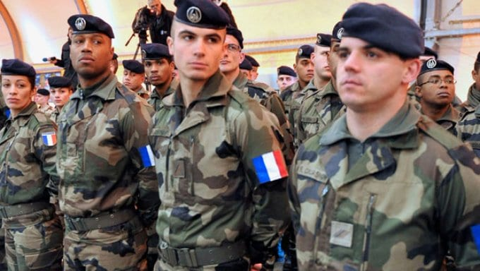 france withdraws troops from iraq over coronavirus fears