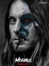 jared leto poster for morbius