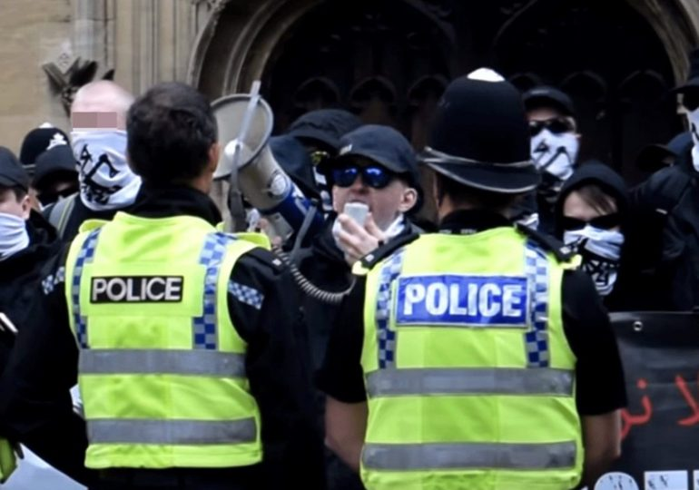 More white people arrested over terrorism than any other group