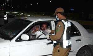 King Salman has ordered the partial lifting of the curfew across Saudi Arabia