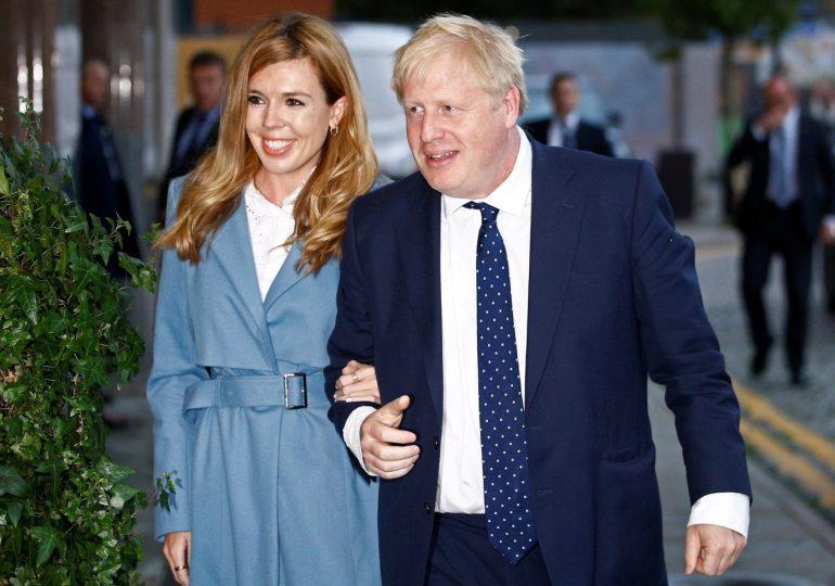 BREAKING: Boris Johnson announces birth of son