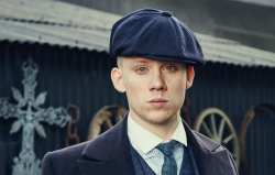 peaky blinder's star on new gang show