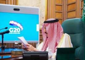 Daily News Briefing: Saudi Arabia pledges $500m to global virus fight