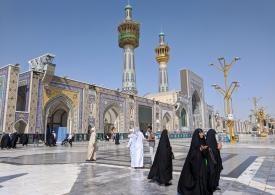 Iran lockdown: All mosques in Iran to re-open temporarily today