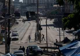 Coronavirus: Brazil records highest daily rise in deaths