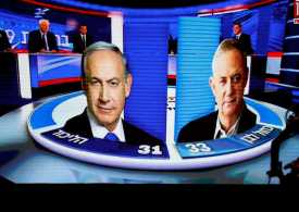 Netanyahu set to form government after three Elections in Israel