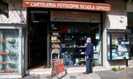 Italy begins phased easing of lockdown