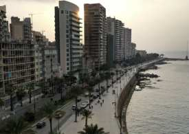 Coronavirus: Lebanon imposes 'total' shutdown as cases increase