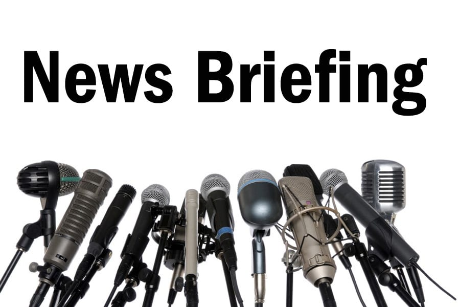 Worldwide News Briefing service