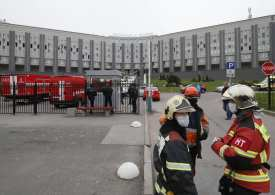 Breaking: Overloaded ventilator fire kills five 5 Covid-19 patients in Russia
