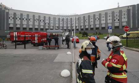 Ventilater fire blamed for fire in Russain hospital killing 5 coronavirus patients