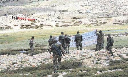 20 Indian soldiers killed in 'violent face-off' with Chinese army at Ladakh, Galwan Valley.