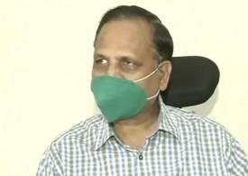 New Delhi health minister Satyendar Jain hospitalized, Covid-19 cases continue to rise