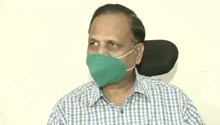 New Delhi health minister Satyendar Jain hospitalized, Covid-19 cases continue to rise