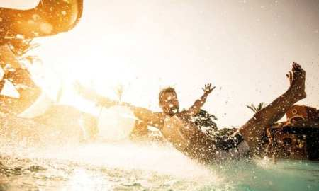 Water parks reopen in Dubai