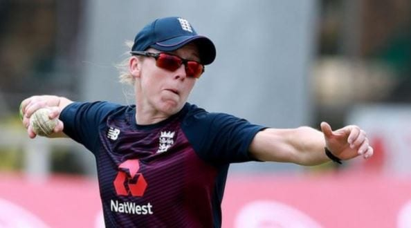 England women's cricket players to return to training on Monday