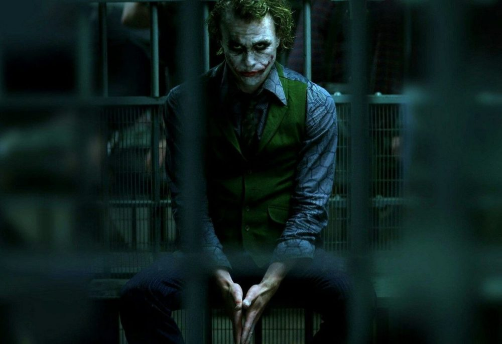 Heath Ledger's version of the iconic Joker is widely considered the best live-action character