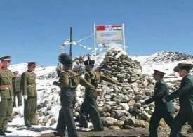 China suffers casualties in border clash with India