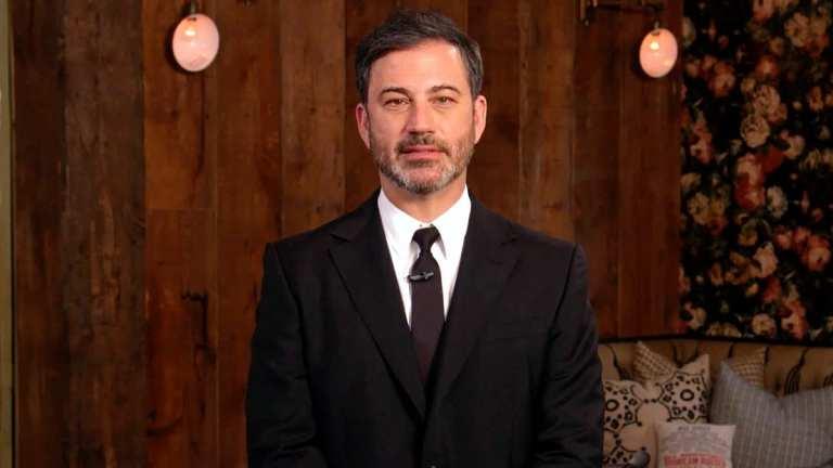 Jimmy Kimmel apologises for blackface makeup