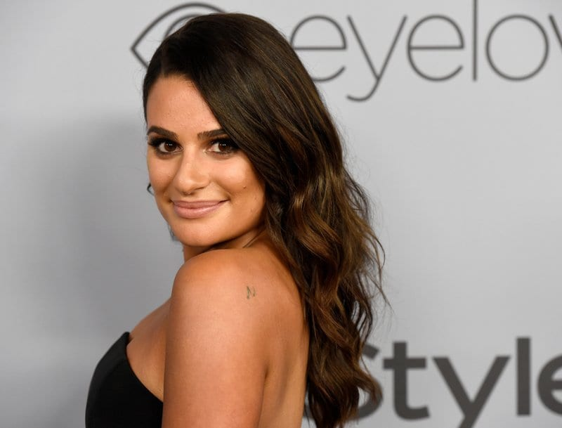 Lea Michelle apologies after accusations of bullying
