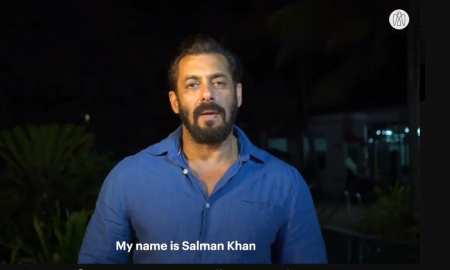 Salman Khan appealed to Indians in the UAE