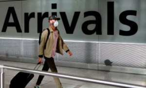 UK travel quarantine rule comes into effect